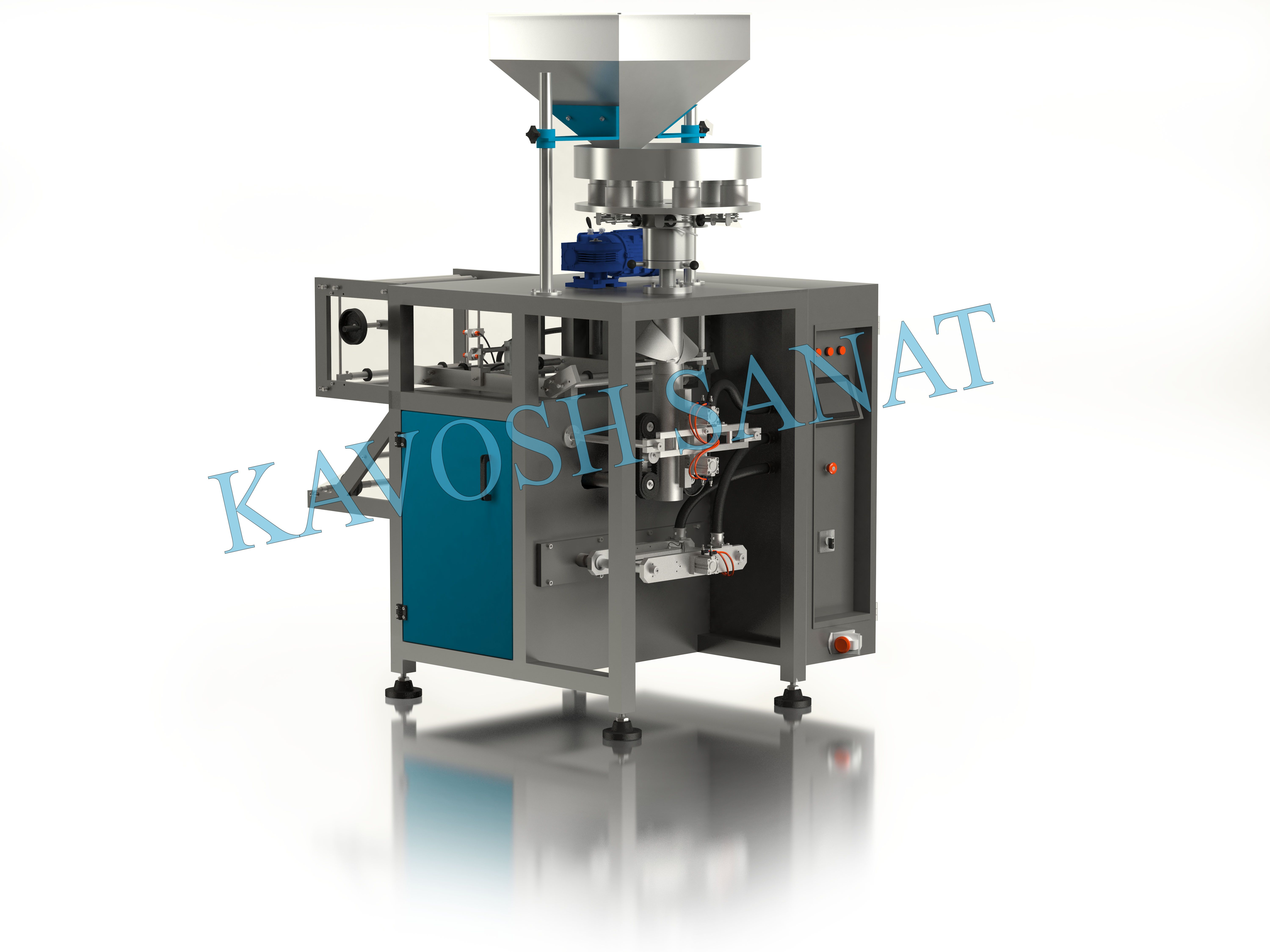 Kavosh Sanat - Volumetric packaging machine
